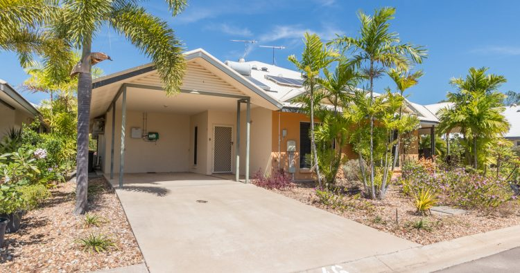 Tiwi Gardens Seniors Living Unit Northern territory
