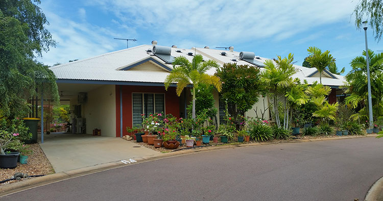 Unit 64 – 55 Tiwi Gardens