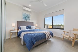 bedroom at durack gardens