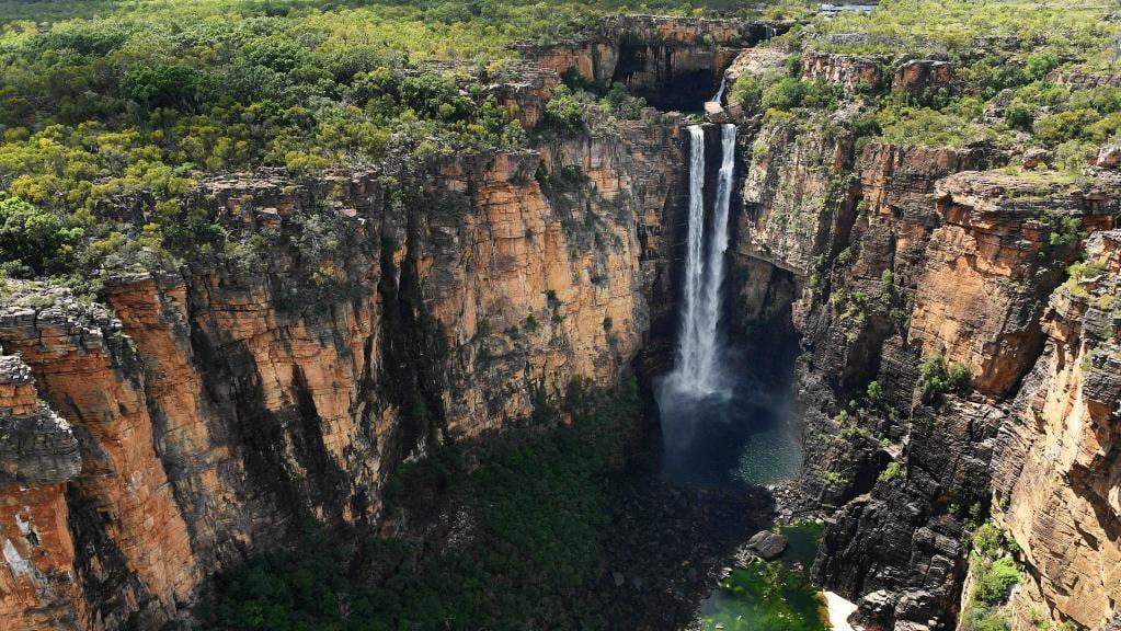 Twin Falls Gorge Kakadu